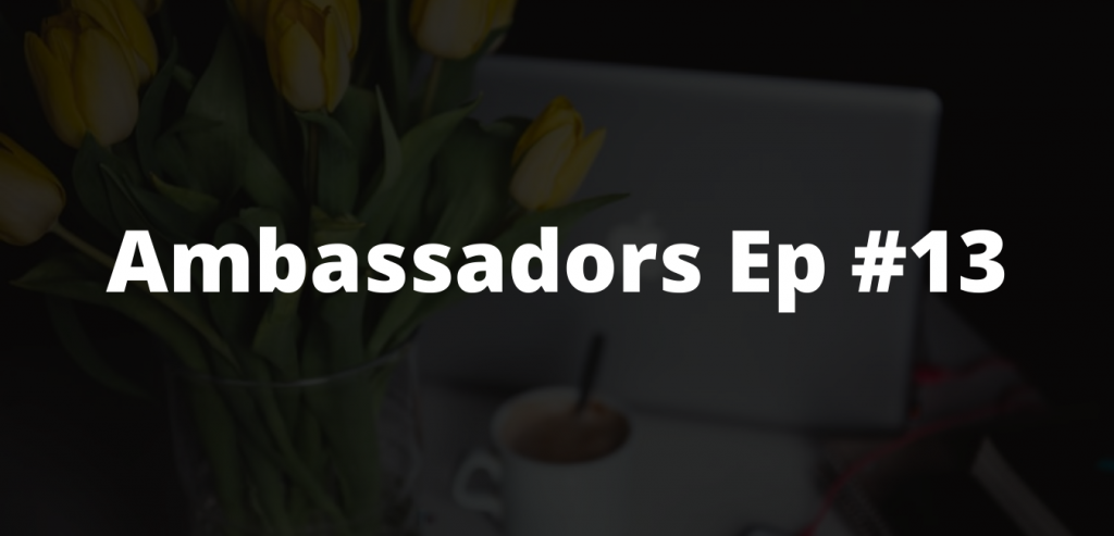 """Ambassadors Ep #13: Tracey Walker """"Old Girls on the Road"""""""