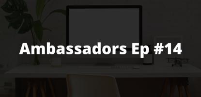 """Ambassadors Ep #14: Mya Joseph """"Groovy Enlightenment"""""""