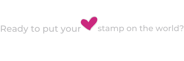 Ready to put your stamp on the world 27 1